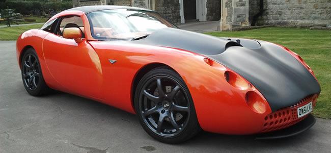 TVR, Lotus, Porsche & Mercedes SL inspections